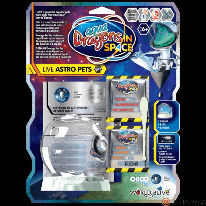 Aqua Dragons Astro Pets vízalatti élővilág