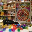 Sagrada társasjáték setup Reflexshop budai szaküzletben kipróbálható