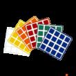 Kép 2/2 - Rubik 4x4 matrica szett