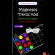 Kép 1/2 - PC Titkos kód mágneses társasjáték