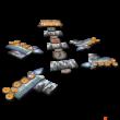 Kép 4/4 - Nidavellir - A játék menete, impozáns asztalkép