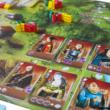 A nyugati királyság építőmesterei társasjáték - játék közben