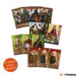 A nyugati királyság lovagjai társasjáték promókártyák