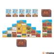 Iello Pyramids angol nyelvű társasjáték