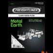 Metal Earth Freightliner 114SD Hókotró