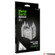 Metal Earth ICONX Salt Lake City temploma