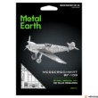 Metal Earth Messerschmitt BF-109 repülő