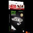 Metal Earth Star Wars Ezeréves Sólyom űrhajó