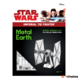 Metal Earth Star Wars TIE Fighter űrrepülő