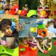 Bilibo Mini 6 db-os mozgás, kreativitás fejlesztő játék