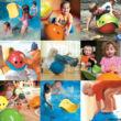 Bilibo mozgás, kreativitás fejlesztő játék, világoskék