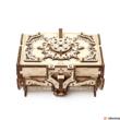 Kép 1/9 - UGEARS Antik doboz mechanikus modell