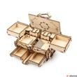 Kép 3/9 - UGEARS Antik doboz mechanikus modell