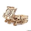 Kép 5/9 - UGEARS Antik doboz mechanikus modell