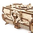 Kép 8/9 - UGEARS Antik doboz mechanikus modell