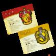 Kép 7/9 - Harry Potter: Roxforti csata - Sötét varázslatok kivédése - házkártyák