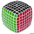 Kép 2/3 - V-Cube 7x7 kocka fehér lekerekített