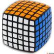 Kép 1/2 - V-Cube 6x6 versenykocka lekerekített fekete