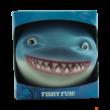 Kép 5/6 - Waboba Seanimals vízen pattanó labda  cápa szemből