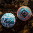 Kép 3/7 - Waboba Tides vízen pattanó labda   teal színváltás
