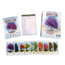 Arboretum társasjáték - a doboz tartalma