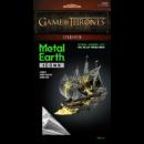 Metal Earth: IconX GOT: Euron Greyjoy hajója (Silence)