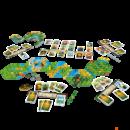 A játék előkészítése | Eldorádó legendája társasjáték (The Quest for El Dorado)
