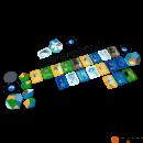 Planet társasjáték - Egy éledő világ a tenyeredben
