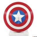 Metal Earth Marvel Avengers - Amerika kapitány pajzsa