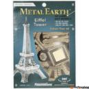 Metal Earth Eiffel torony - lézervágott acél makettező szett
