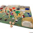 Pandemic Róma bukása játéktábla