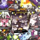 Tokió királya - A pusztítás éjszakája: kártyák