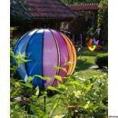 Spinning Ball Rainbow 50 cm szélforgó