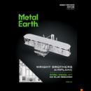 Metal Earth a Wright testvérek repülőgépe
