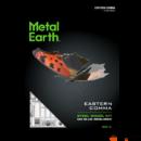 Metal Earth C betűs lepke