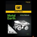 Metal Earth CAT Bányász kocsi