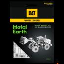 Metal Earth CAT kerekes rakodó