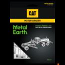 Metal Earth CAT Motor Gréder