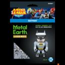 Metal Earth DC Igazság Ligája - Batman mini modell - lézervágott acél makettező szett