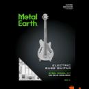 Metal Earth elektromos szóló gitár