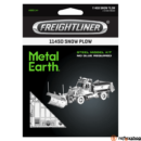Metal Earth Freightliner 114SD Hókotró