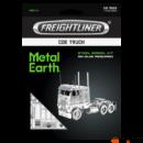 Metal Earth Freightliner COE Kamion - lézervágott acél makettező szett