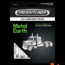 Metal Earth Freightliner FLC Kamion - lézervágott acél makettező szett