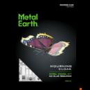 Metal Earth Gyászlepke - lézervágott acél makettező szett