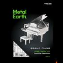 Metal Earth hangversenyzongora - lézervágott acél makettező szett