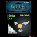 Metal Earth Harry Potter aranycikesz csomagolása