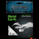 Metal Earth Harry Potter Gringottsi sárkány - lézervágott acél makettező szett