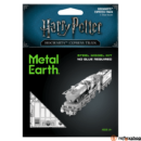 Metal Earth Harry Potter Roxfort Expressz vonat - lézervágott acél makettező szett