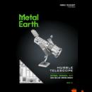 Metal Earth Hubble űrteleszkóp - lézervágott acél makettező szett