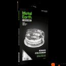 Metal Earth ICONX Római Kolosszeum - nagyméretű lézervágott acél makettező szett